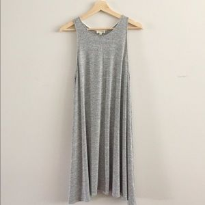 Aritzia Wilfred Free  A line silhouette tank dress
